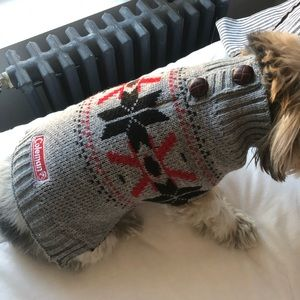 Coleman's Dog sweater